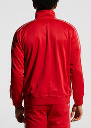 Galliano Track Jacket (Red)