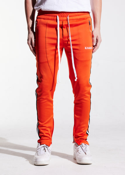 Rafi Track Pants (Orange)