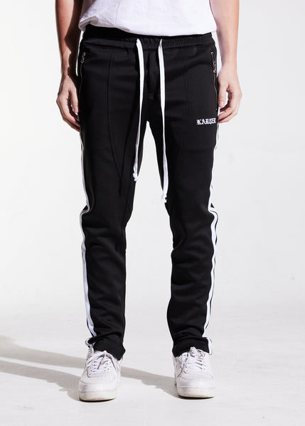 Nick Track Pants (Black)