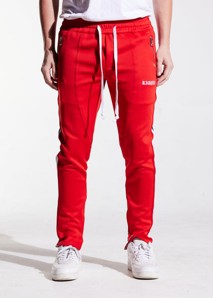 Jones Track Pants (Red)