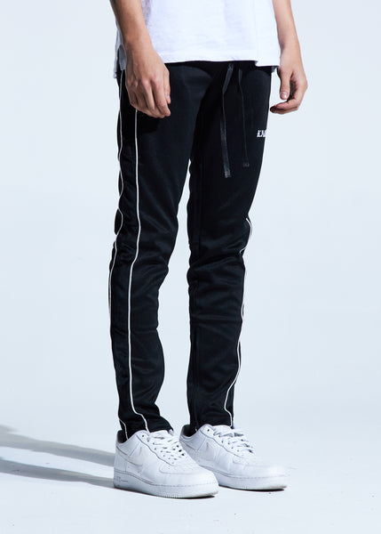 Galliano Track Pants (Black)