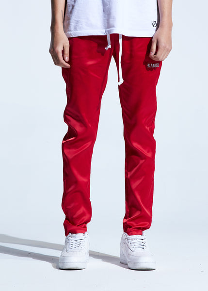 Jerry Track Pants (Red)