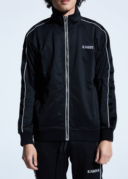Galliano Track Jacket (Black)