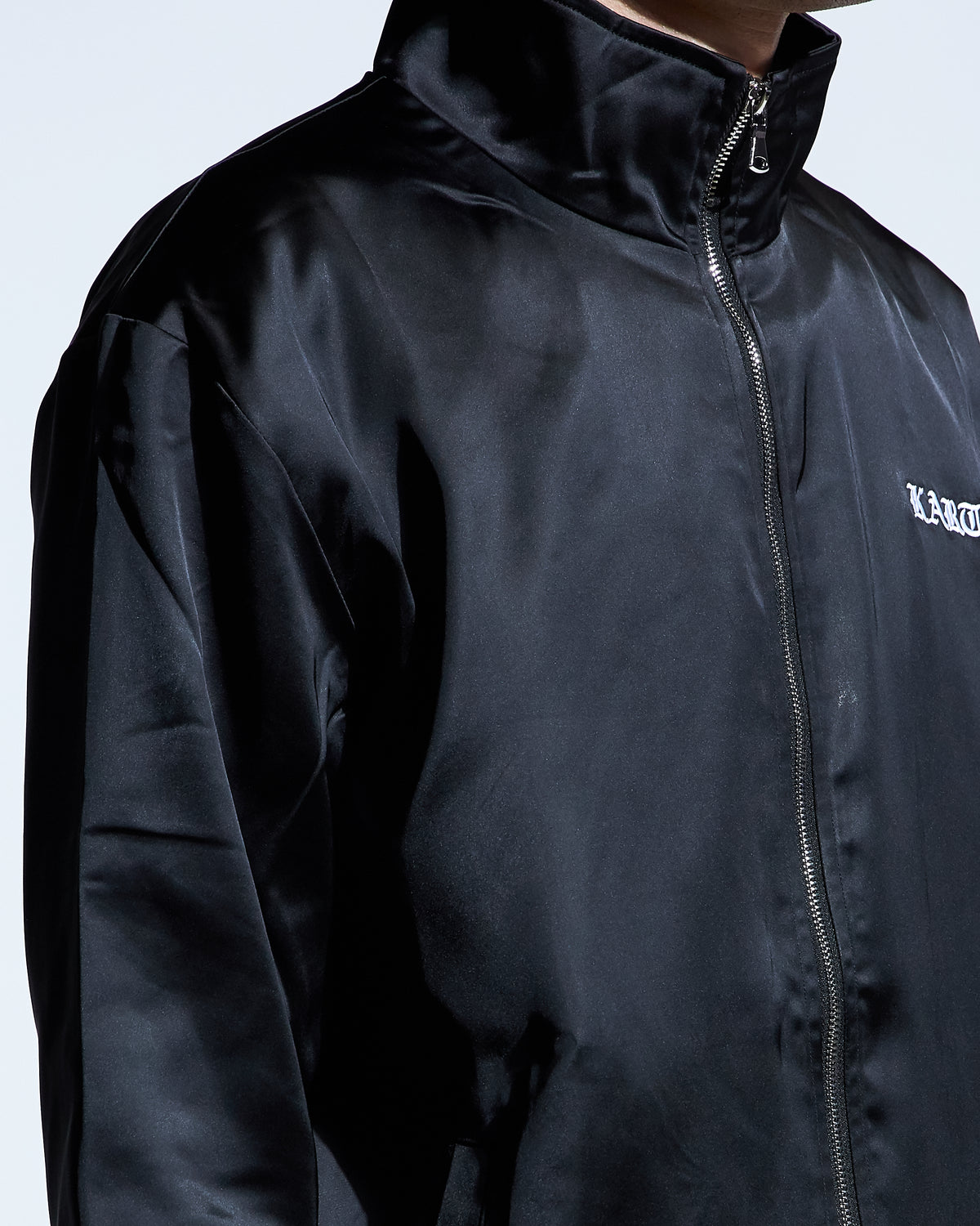 Jerry Track Jacket (Black)