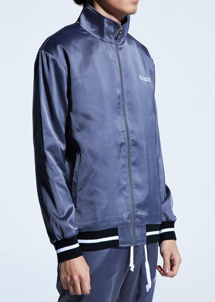 Jerry Track Jacket (Grey)