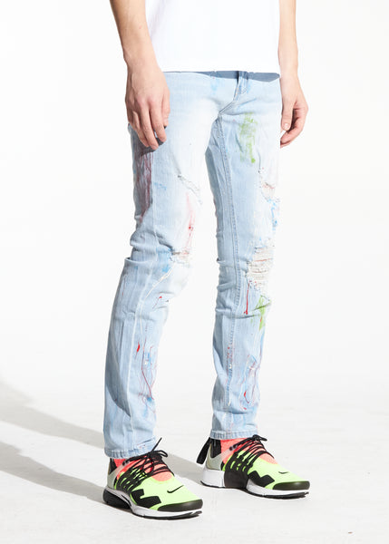 Russell Denim (Light Blue Paint)