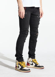 Leonard Denim (Black)