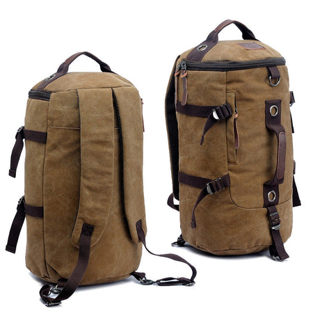 Duffel Bag Double Use Travel Backpack