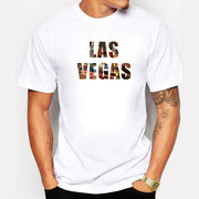 Tour City Las Vegas Mens T Shirts