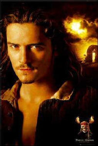 Pirates of the Caribbean 2 Movie Poster