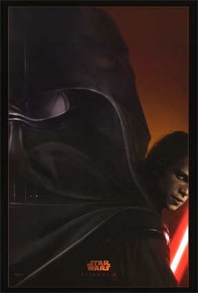Revenge of the Sith Movie Poster