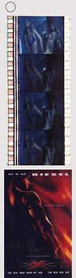 xXx Film Cell Bookmark