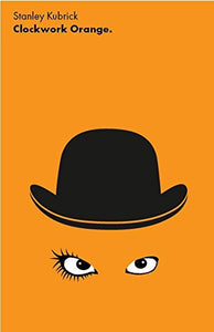 MoviePostersDirect Stanley Kubrick Clockwork Orange 11x17 Poster