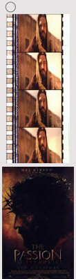 The Passion of Christ Film Cell Bookmark