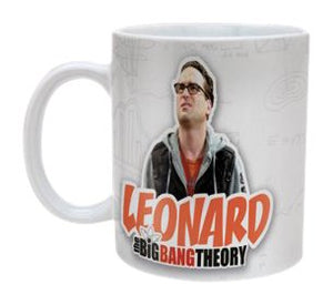 The Big Bang Theory Leonard Ceramic Mug