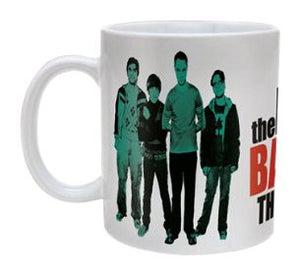 The Big Bang Theory Ceramic Mug