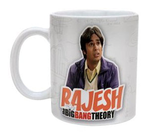 The Big Bang Theory Rajesh Ceramic Mug