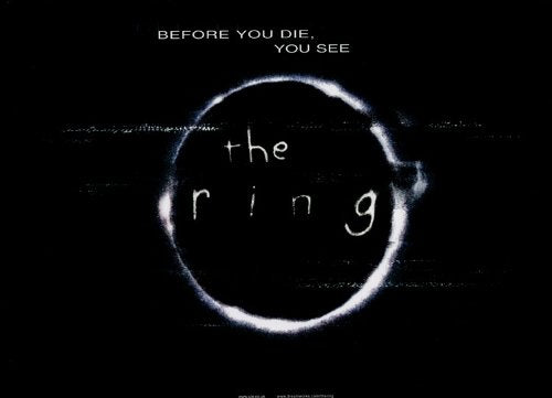 The Ring Movie Poster