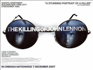 The Killing Of John Lennon Movie Poster
