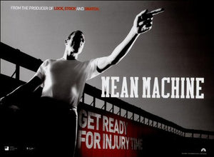 Mean Machine Movie Poster