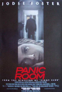 Panic Room Movie Poster