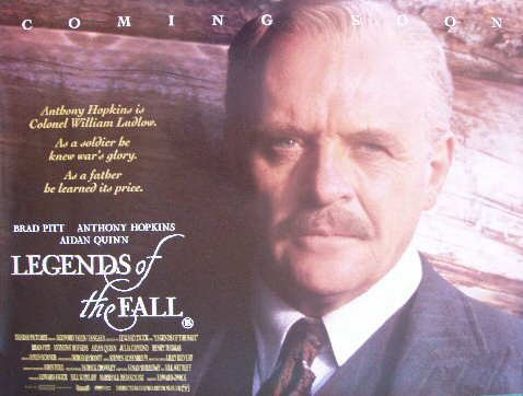 Legends of the Fall Movie Poster