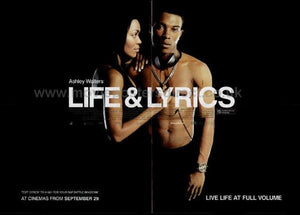 Life & Lyrics Original Mini Poster