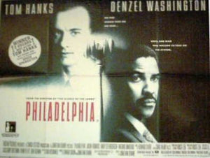 Philadelphia Movie Poster