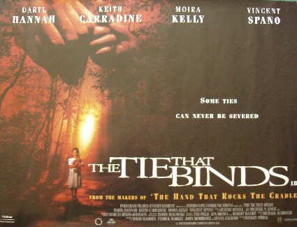 The Tie that Binds Movie Poster