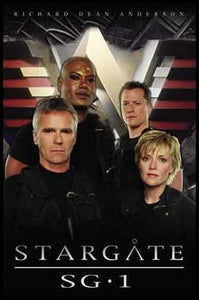 Stargate SG-1 Movie Poster