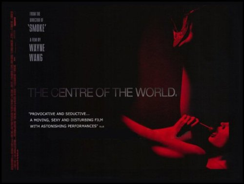 The Center of the World Movie Poster