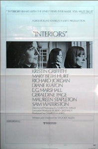 Interiors Movie Poster