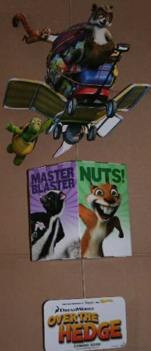 Over The Hedge Promotional Mobile