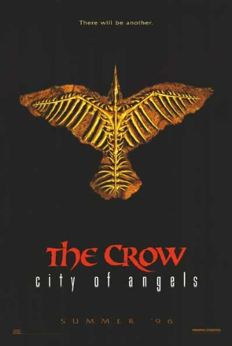 The Crow: City of Angels Movie Poster