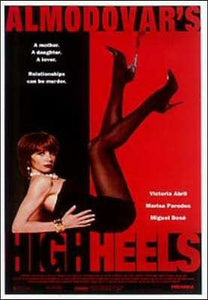 High Heels Movie Poster