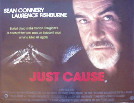 Just Cause Movie Poster