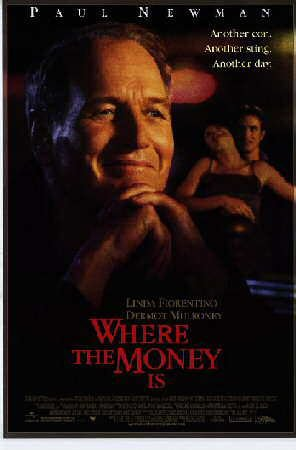 Where the Money Is Movie Poster