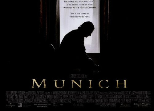 Munich Movie Poster