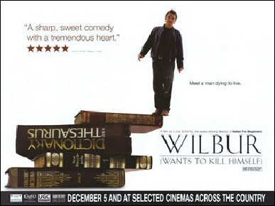 Wilbur Wants to Kill Himself Movie Poster