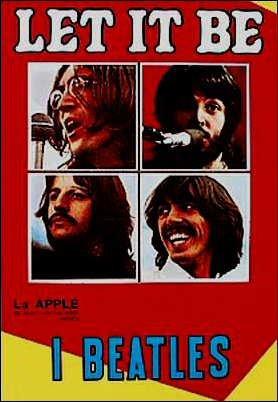 Let It Be Movie Poster