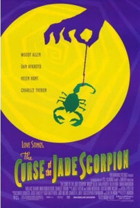 The Curse of the Jade Scorpion Movie Poster