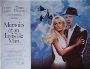 Memoirs of an Invisible Man Movie Poster