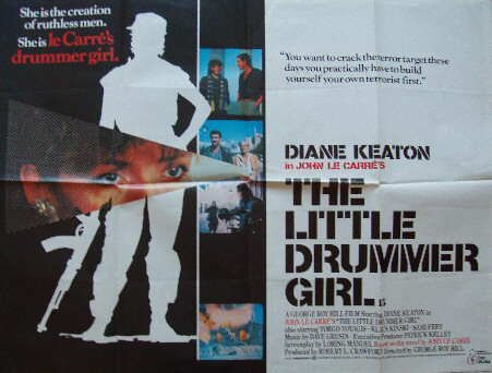 The Little Drummer Girl Movie Poster