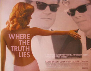 Where the Truth Lies Movie Poster