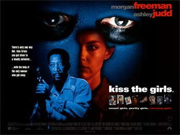 Kiss The Girls Movie Poster