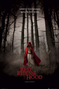 Red Riding Hood (One Sheet) - Maxi Poster - 61cm x 91.5cm