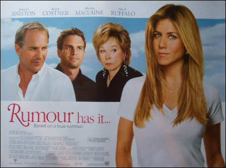 Rumour Has It Movie Poster