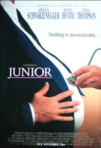 Junior Movie Poster