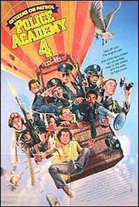 Police Academy 4 Movie Poster