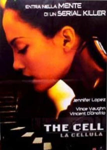 The Cell Movie Poster